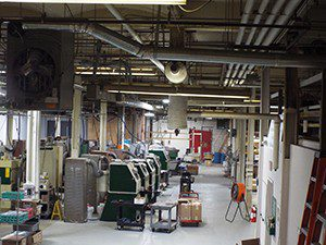 Aluminum Finishing Facility